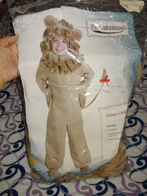 Boy's Halloween Costume size Small (Lion) for Sale in Industry, CA