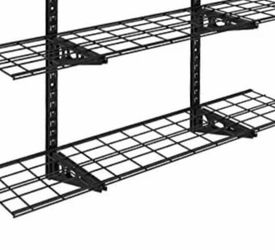 2 Tier Storage Wall Shelves 1x4ft for Sale in Los Angeles,  CA