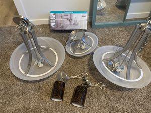 Chandelier pendant light faucet for Sale in Graham, WA