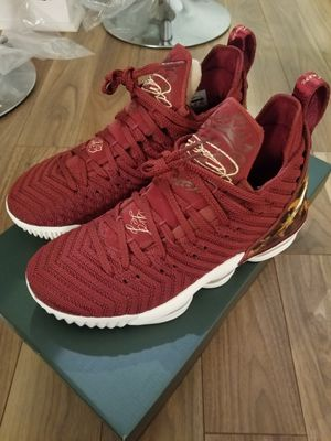 Lebron 16 King sz 8.5 New for Sale in Baltimore, MD