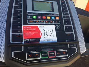 Nordictrack treadmill t 6.5 s indoor running track for Sale in Las Vegas, NV