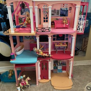 Barbie Dream House for Sale in Ruskin, FL