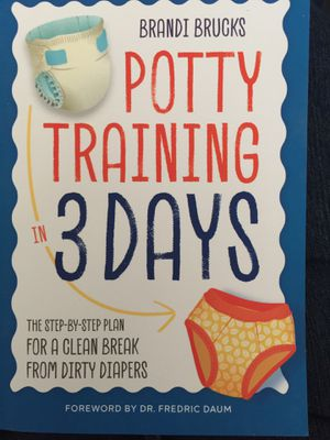 Potty Training Book in 3 Days for Sale in Queen Creek, AZ