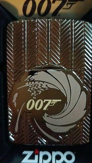 Zippo James bond armor 29861 for Sale in Los Angeles, CA