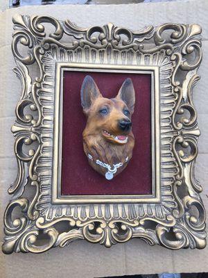 Three-Dimensional Dog Wall Decor for Sale in Atlanta, GA