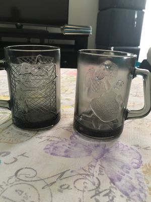 Mc Donald's Glass Cups—Collectibles for Sale in National City, CA