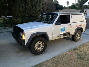 Factory RHD Postal Jeep Cherokee XJ 4x4 for Sale in Los Angeles, CA