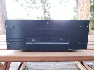 *Rare!* Parasound HCA-2205a | 5 Channel Amplifier for Sale in Gig Harbor, WA