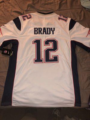 Brand new patriots Tom Brady jersey for Sale in San Bernardino, CA