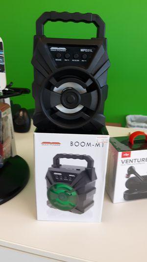 M1 mini bluetooth speaker for Sale in Wichita Falls, TX