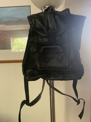 Leather Backpack Purse for Sale in Medford, MA