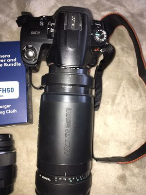 Sony a390 for Sale in Jacksonville, FL