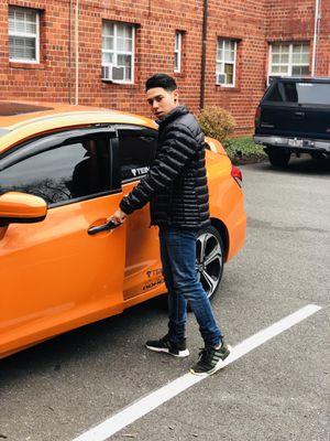 Honda Civic si 2014 salvage title for Sale in Arlington, VA