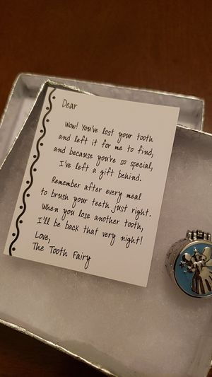 Tooth Fairy Box (New!) for Sale in Saint Charles, MO