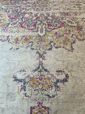 15'x12' Gorgeous Rug And Rug Pad for Sale in Poway, CA