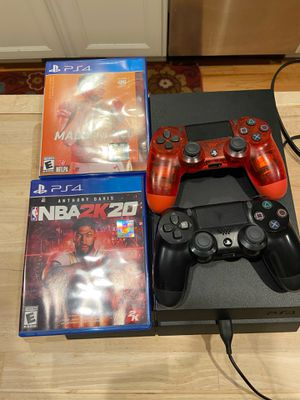 PS4 for Sale in Fuquay-Varina, NC