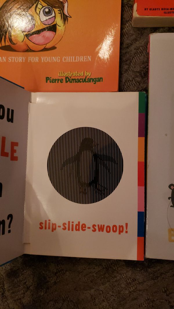 Counting opposites mirror me reindeer waddle (motion) board books