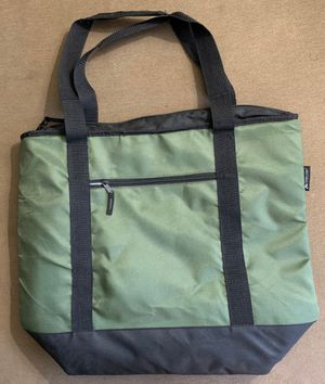 Ozark Trail 50-Can Insulated Cooler Tote, Sea Turtle Green for Sale in Fresno, CA