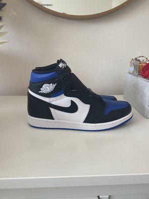 Jordan 1 Royal toes for Sale in Santa Ana, CA