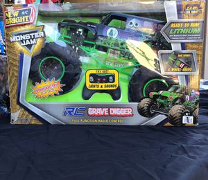 Grave Digger R/C for Sale in Long Beach, CA