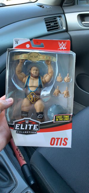 WWE Elite 76 Otis Mattel for Sale in Oakland, CA