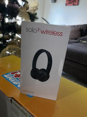 Beats Solo 3 for Sale in Hialeah, FL