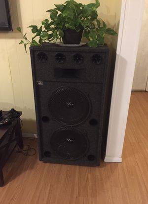 Gemini Rhino Speakers for Sale in East Hartford, CT