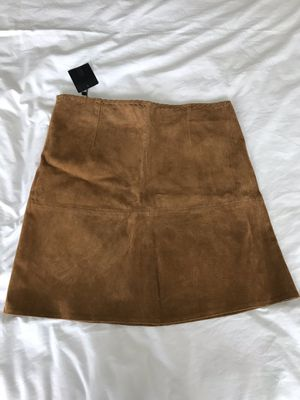 NEW Zara leather skirt for Sale in Richmond, TX