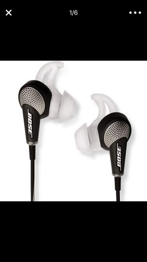 New Bose CQ20i wireless noise cancelling in ear headphones for Sale in Santa Monica, CA