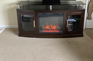 Fire place Tv stand for Sale in Rose Valley, PA