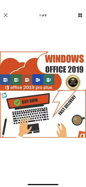 Office pro plus product key + link for Sale in West Palm Beach, FL