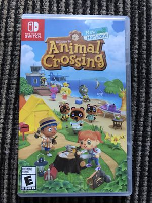 Animal Crossing Nintendo switch for Sale in Richmond, CA