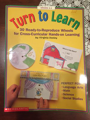 Turn to a learn teacher book for Sale in Joint Base Lewis-McChord, WA