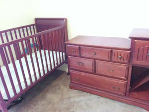 Baby Crib/dresser for Sale in Florissant, US