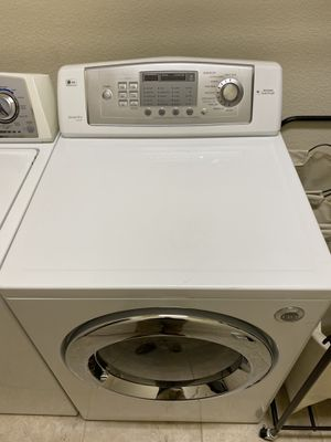 LG Dryer electric for Sale in Frisco, TX