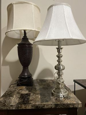 Unique/Antique table lamps for Sale in Dublin, OH