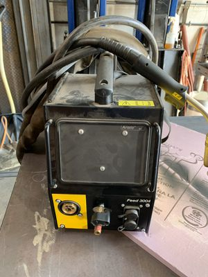 ESAB Welder & Wire Feed for Sale in Billerica, MA