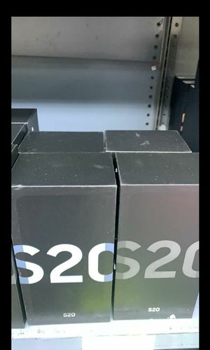 Samsung galaxy S20 128 GB unlocked New for Sale in Queens, NY