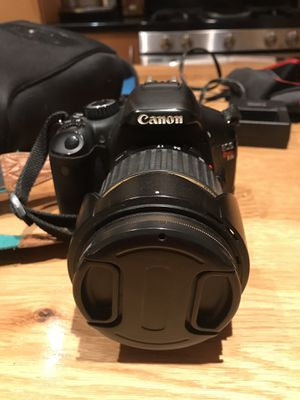 Canon t2i with 3 lens and extras! for Sale in Washington, DC