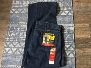 Men's work jeans 40x30 new for Sale in Darrington, WA