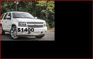 Price$1400 2008 TAHOE LTZ for Sale in Helena, MT