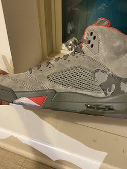 "Air Jordan 5 Retro ""Camo"" for Sale in Chapel Hill,  NC"