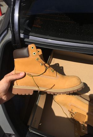 Wheat timberlands boots for Sale in San Francisco, CA
