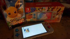 Nintendo Switch Pokemon Edition Bundle for Sale in Spartanburg, SC
