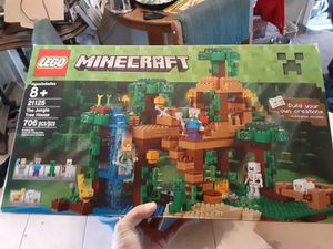 Lego Minecraft 21125 for Sale in Welby, CO