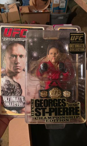 UFC george st Pierre action figure for Sale in Glendora, CA