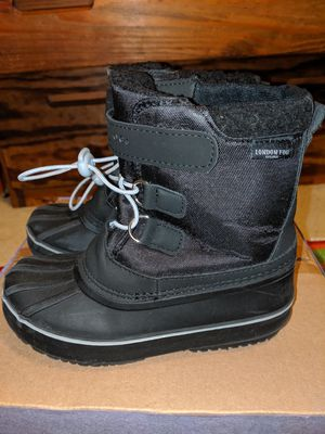 London Fog Rain Boots - Kids 13 for Sale in Portsmouth, VA