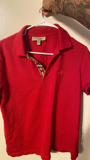 Burberry shirt (M) [Price negotiable] for Sale in Cleveland, OH