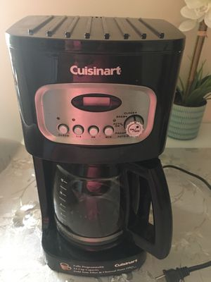 Cuisinart coffee maker for Sale in Fort Lee, NJ