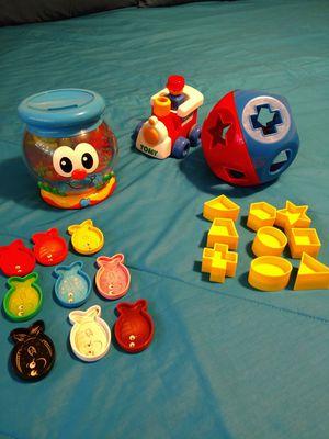 3 fun Toys~ 1 low price 🙂 for Sale in Everett, WA